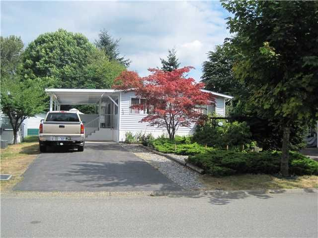 """Main Photo: 168 145 KING EDWARD Street in Coquitlam: Coquitlam West Manufactured Home for sale in """"MILL CREEK VILLAGE"""" : MLS®# V967824"""