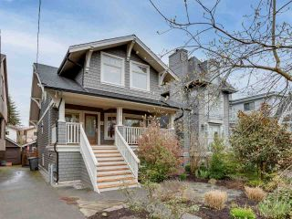 Photo 2: 3215 W 6TH AVENUE in Vancouver: Kitsilano House for sale (Vancouver West)  : MLS®# R2563237