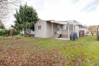 """Photo 25: 142 145 KING EDWARD Street in Coquitlam: Maillardville Manufactured Home for sale in """"MILL CREEK VILLAGE"""" : MLS®# R2518910"""
