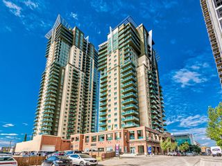 Photo 1: 1602 1410 1 Street SE in Calgary: Beltline Apartment for sale : MLS®# A1144144