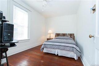 Photo 11: 16 Fawcett Avenue in Winnipeg: Wolseley Residential for sale (5B)  : MLS®# 1725237