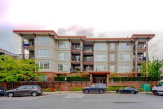 "Photo 2: 207 2473 ATKINS Avenue in Port Coquitlam: Central Pt Coquitlam Condo for sale in ""Valore"" : MLS®# R2320183"