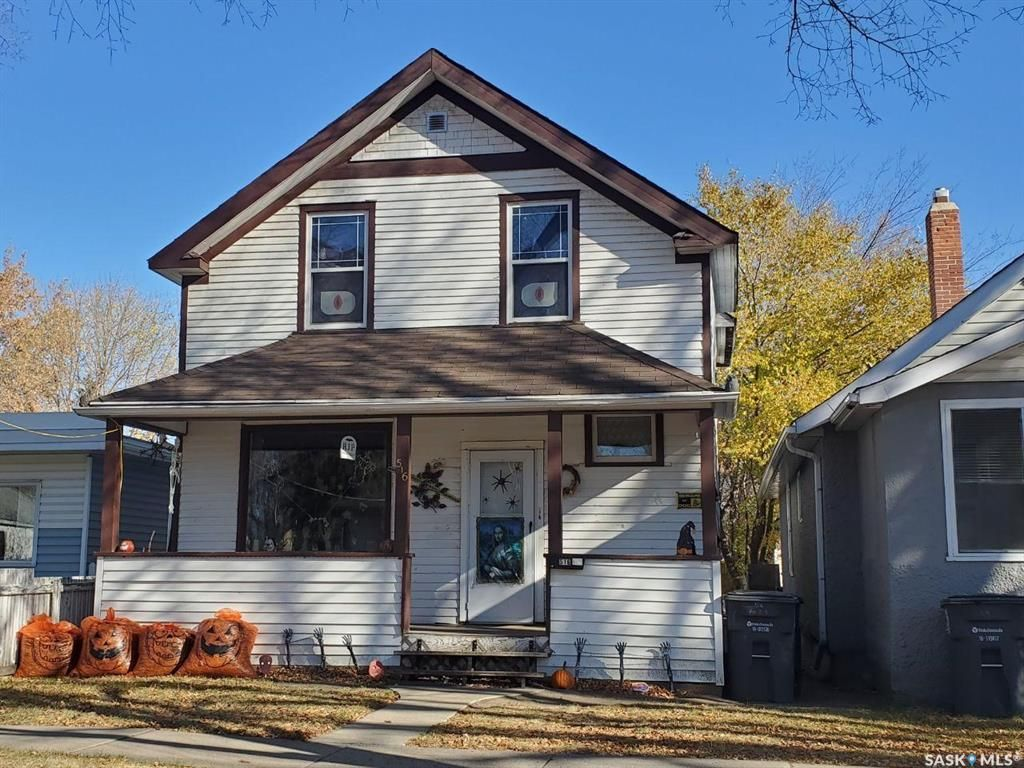 Main Photo: 516 I Avenue South in Saskatoon: Riversdale Residential for sale : MLS®# SK828448