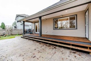 """Photo 34: 4857 214A Street in Langley: Murrayville House for sale in """"Murrayville"""" : MLS®# R2522401"""