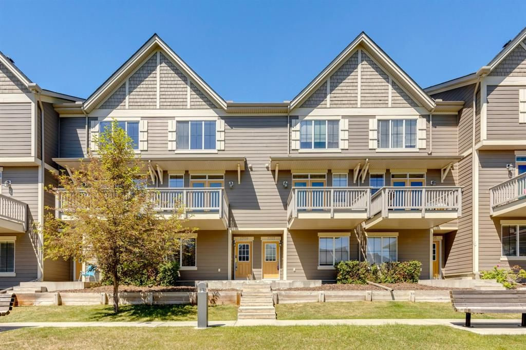 Main Photo: 1707 125 Panatella Way NW in Calgary: Panorama Hills Row/Townhouse for sale : MLS®# A1121320
