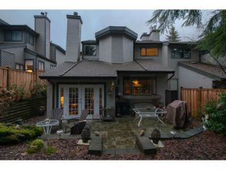 """Photo 19: 1743 RUFUS Drive in North Vancouver: Westlynn Townhouse for sale in """"Concorde Place"""" : MLS®# V1045304"""