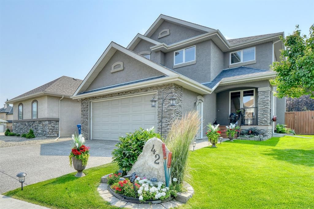 Main Photo: 42 Cranston Place SE in Calgary: Cranston Detached for sale : MLS®# A1131129