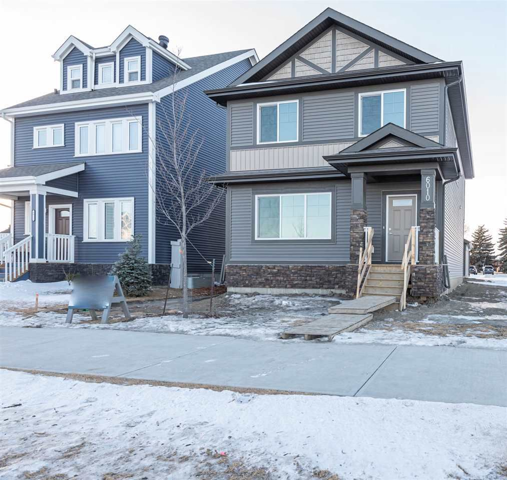 Main Photo: 6010 NADEN Landing in Edmonton: Zone 27 House for sale : MLS®# E4225587