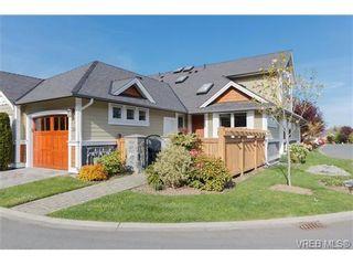 Photo 1: 24 10520 McDonald Park Rd in NORTH SAANICH: NS Sandown Row/Townhouse for sale (North Saanich)  : MLS®# 669691