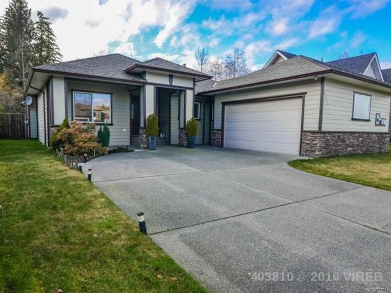 Main Photo: 505 Edgewood Dr in CAMPBELL RIVER: CR Campbell River Central House for sale (Campbell River)  : MLS®# 722314