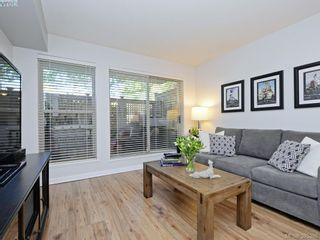 Photo 4: 107 2560 Wark St in VICTORIA: Vi Hillside Condo for sale (Victoria)  : MLS®# 792702