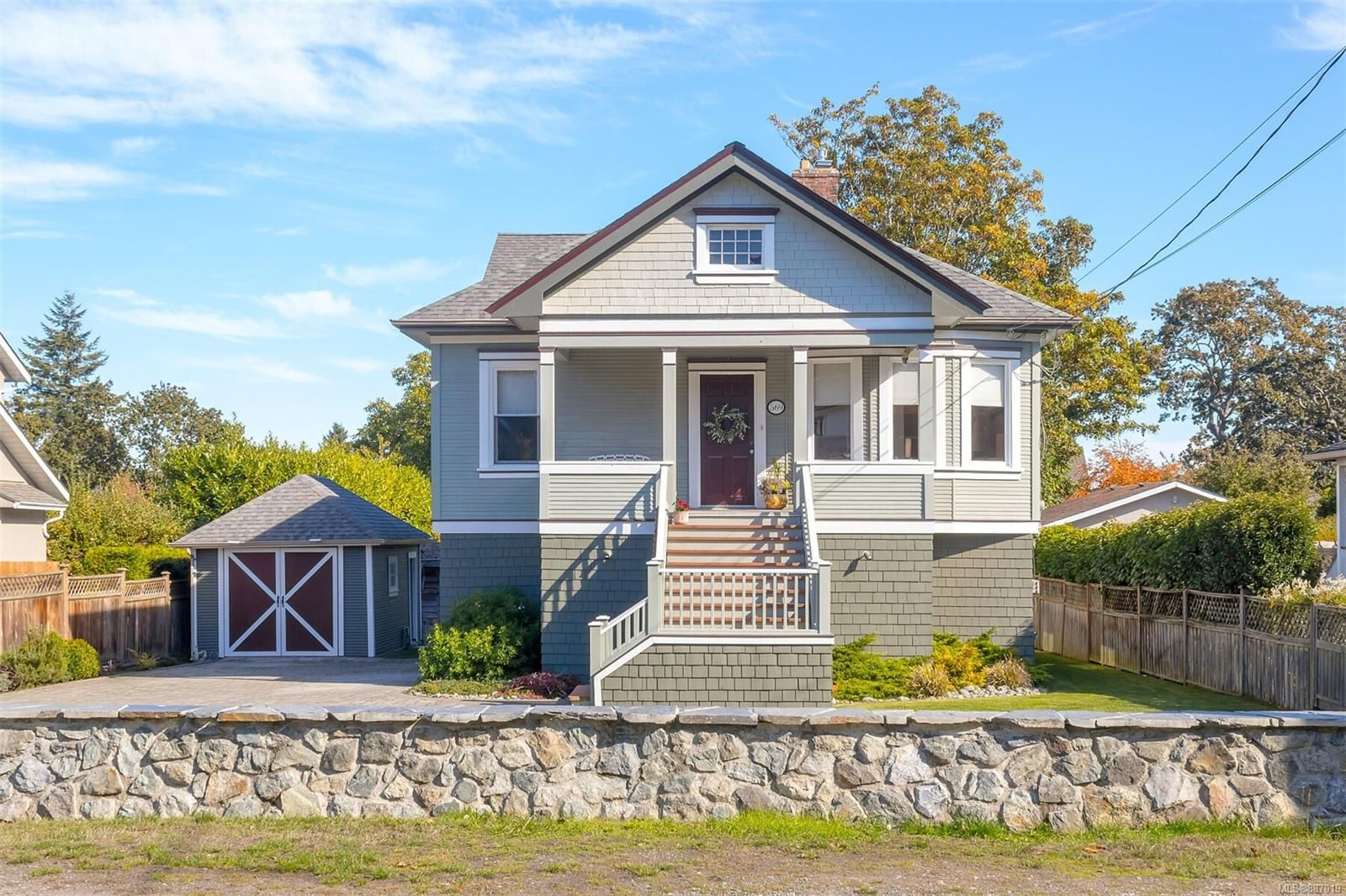 Main Photo: 569 Falkland Rd in : OB South Oak Bay House for sale (Oak Bay)  : MLS®# 887019