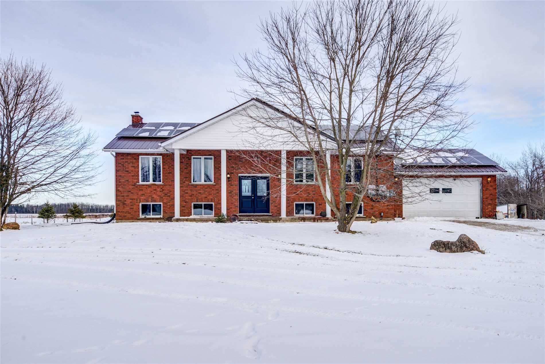 Main Photo: 398063 5th Line in Melancthon: Rural Melancthon House (Bungalow-Raised) for sale : MLS®# X5068662