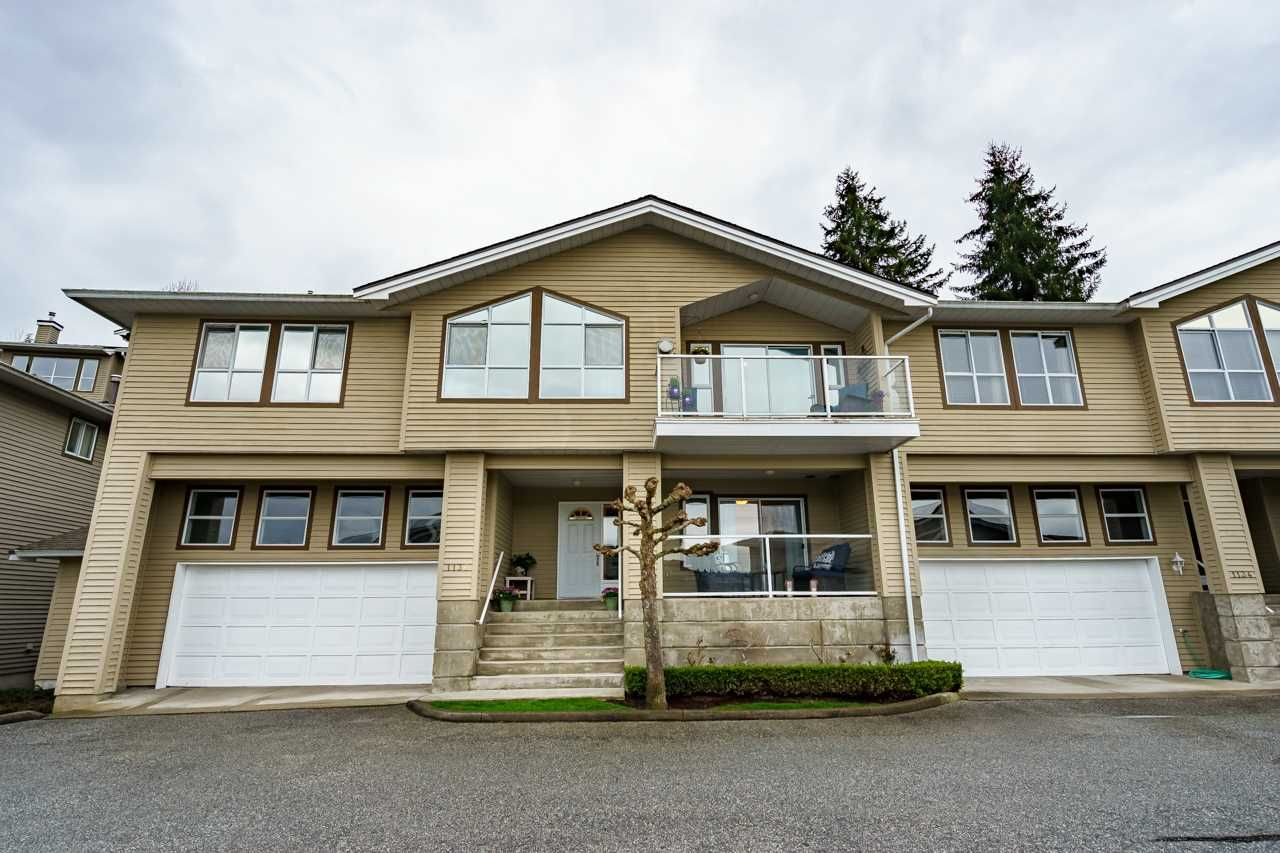 """Main Photo: 1136 CLERIHUE Road in Port Coquitlam: Citadel PQ Townhouse for sale in """"THE SUMMIT"""" : MLS®# R2561408"""