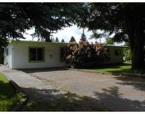 Main Photo: 11807 OWEN Avenue in MAPLE RIDGE: House for sale