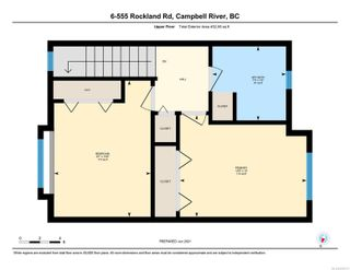 Photo 22: 6 555 Rockland Rd in : CR Campbell River South Row/Townhouse for sale (Campbell River)  : MLS®# 878113