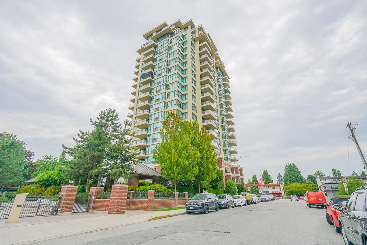 """Main Photo: 1701 615 HAMILTON Street in New Westminster: Uptown NW Condo for sale in """"The Uptown"""" : MLS®# R2607196"""