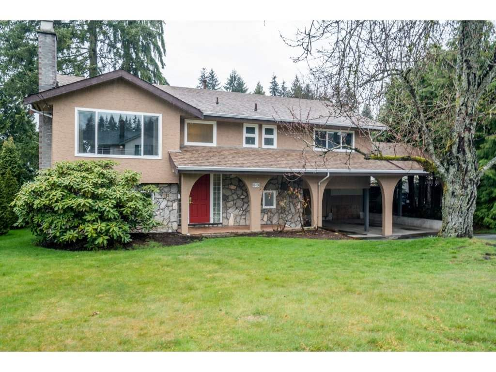 Main Photo: 849 RUNNYMEDE Avenue in Coquitlam: Coquitlam West House for sale : MLS®# R2254099
