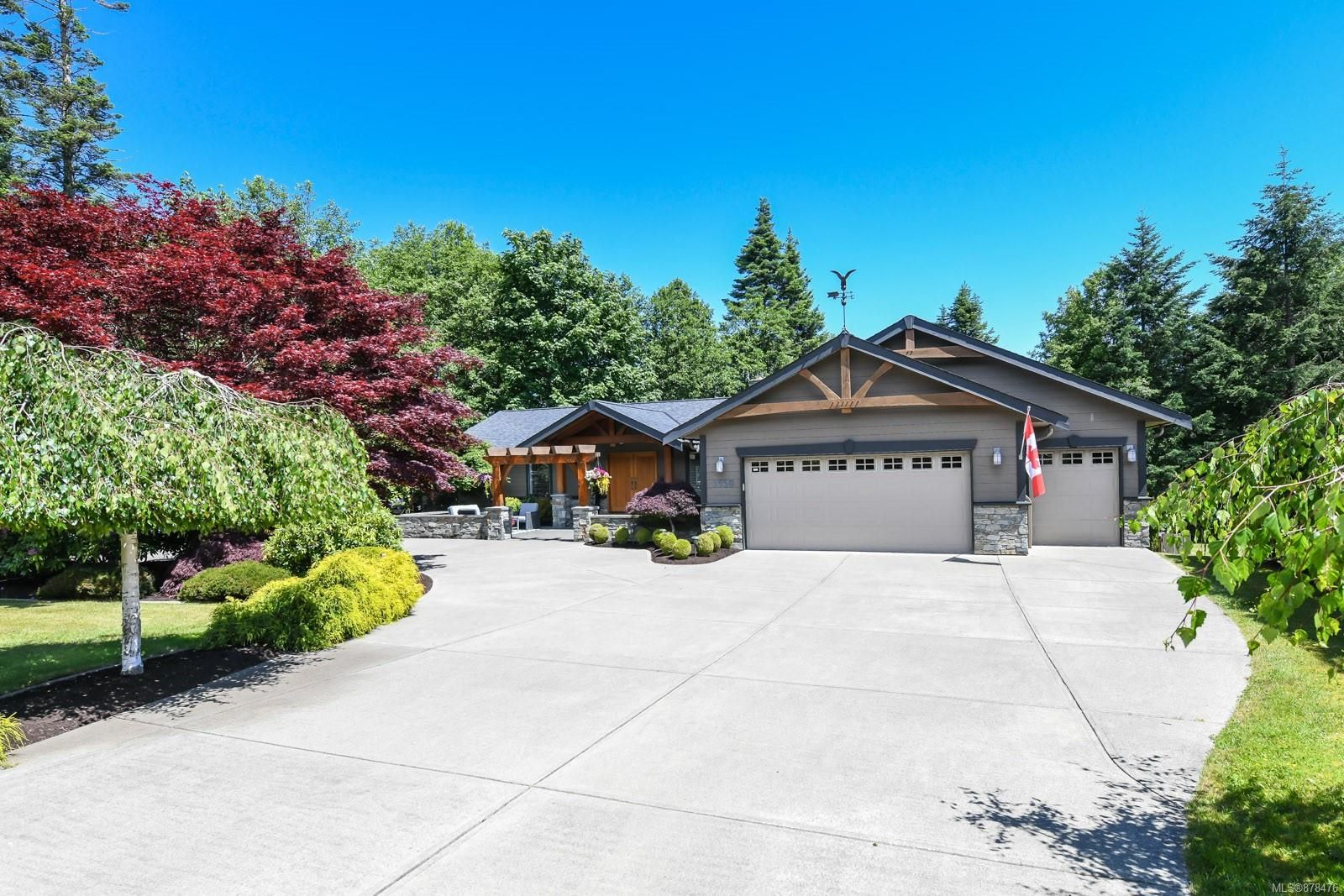Main Photo: 5950 Mosley Rd in : CV Courtenay North House for sale (Comox Valley)  : MLS®# 878476