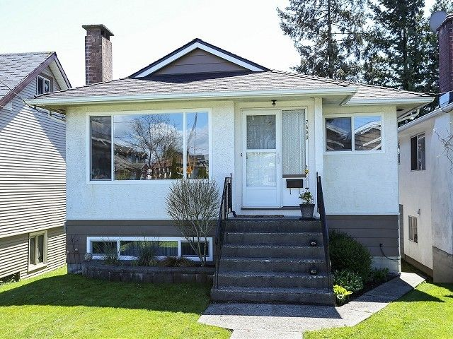 Main Photo: 7640 14TH Avenue in Burnaby: Edmonds BE House for sale (Burnaby East)  : MLS®# V1004574