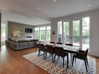 Photo 4: 8703 105 Street in Edmonton: Zone 15 House Half Duplex for sale : MLS®# E4247547