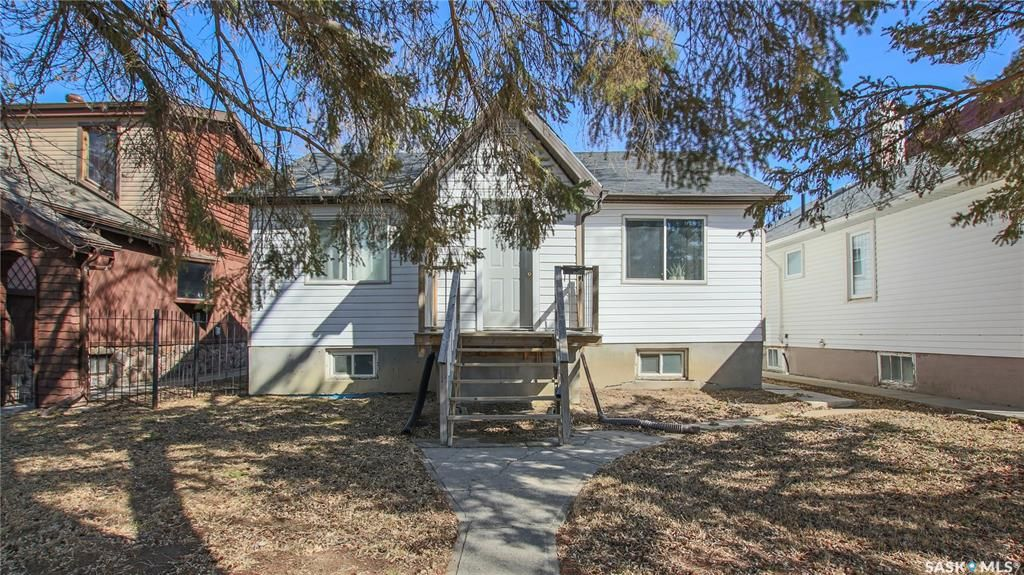 Main Photo: 2259 Atkinson Street in Regina: Broders Annex Residential for sale : MLS®# SK849176