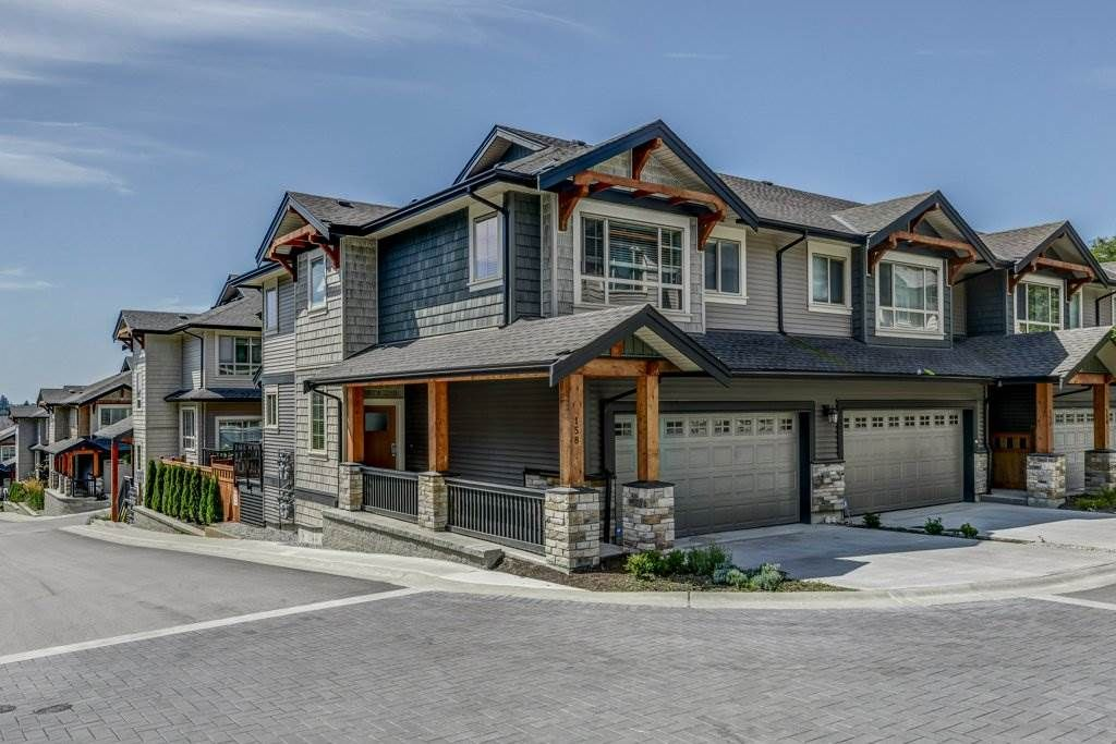 """Main Photo: 158 11305 240 Street in Maple Ridge: Cottonwood MR Townhouse for sale in """"MAPLE HEIGHTS"""" : MLS®# R2289673"""