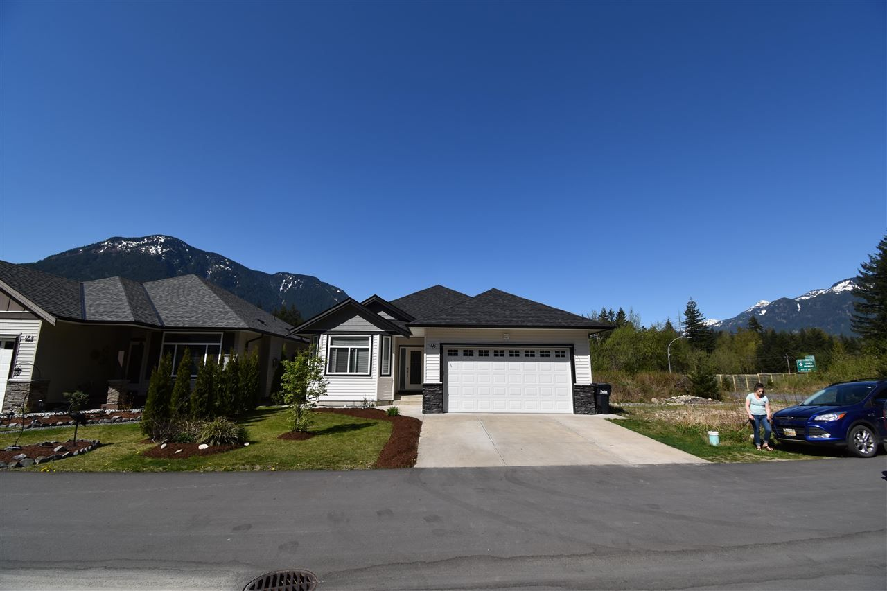 Main Photo: 46 20118 BEACON Road in Hope: Hope Silver Creek House for sale : MLS®# R2585532