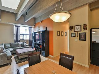 Photo 6: 618 615 Belmont Street in New Westminster: Uptown NW Condo for sale : MLS®# V1049238