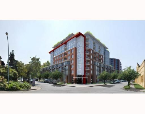 Main Photo: # 805 2321 SCOTIA ST in Vancouver: Condo for sale