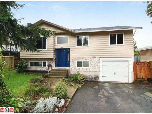 Main Photo: 4815 201 st in Langley: Langley City House for sale : MLS®# F1202417