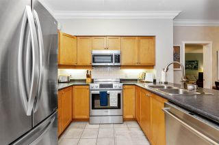 """Photo 8: 107 808 SANGSTER Place in New Westminster: The Heights NW Condo for sale in """"THE BROCKTON"""" : MLS®# R2503348"""