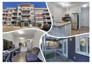Photo 1: 106 1820 RUTHERFORD Road in Edmonton: Zone 55 Condo for sale : MLS®# E4227965