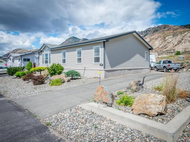 Main Photo: 24 768 E SHUSWAP ROAD in Kamloops: South Thompson Valley Manufactured Home/Prefab for sale : MLS®# 152061