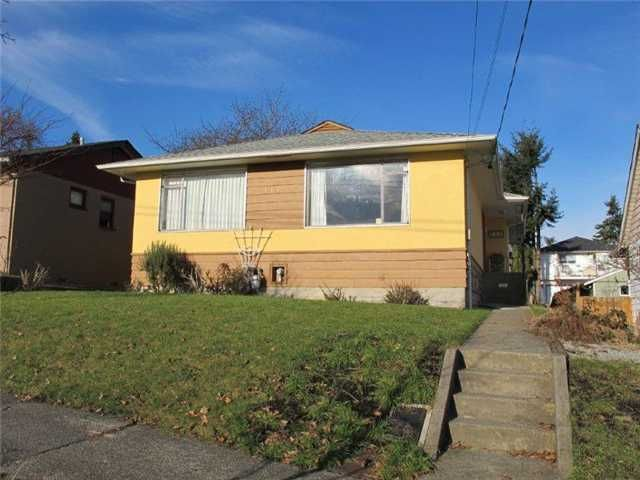 Main Photo: 311 STRAND Avenue in New Westminster: Sapperton House for sale : MLS®# V863535