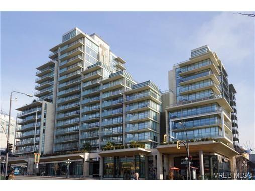 Main Photo: 406 707 Courtney St in VICTORIA: Vi Downtown Condo for sale (Victoria)  : MLS®# 713085