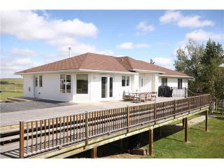 Photo 3: 270020 RGE RD 45 in COCHRANE: Rural Rocky View MD Residential Detached Single Family for sale : MLS®# C3503271