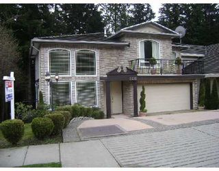 Photo 1: 2295 PARKWAY Boulevard in Coquitlam: Westwood Plateau House for sale : MLS®# V704143