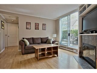 """Photo 4: 211 500 W 10TH Avenue in Vancouver: Fairview VW Condo for sale in """"Cambridge Court"""" (Vancouver West)  : MLS®# V1082824"""