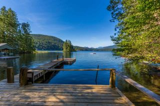 "Photo 2: 106 7101 SAKINAW WOODS Drive in Pender Harbour: Pender Harbour Egmont Land for sale in ""Sakinaw Lake"" (Sunshine Coast)  : MLS®# R2188043"
