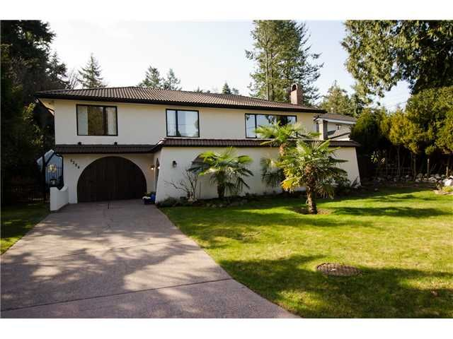 Photo 2: Photos: 5284 WALLACE Avenue in Tsawwassen: Pebble Hill House for sale : MLS®# V1052173