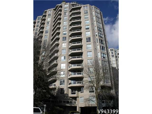 "Main Photo: 1006 1185 QUAYSIDE Drive in New Westminster: Quay Condo for sale in ""THE MANSIONS"" : MLS®# V943399"
