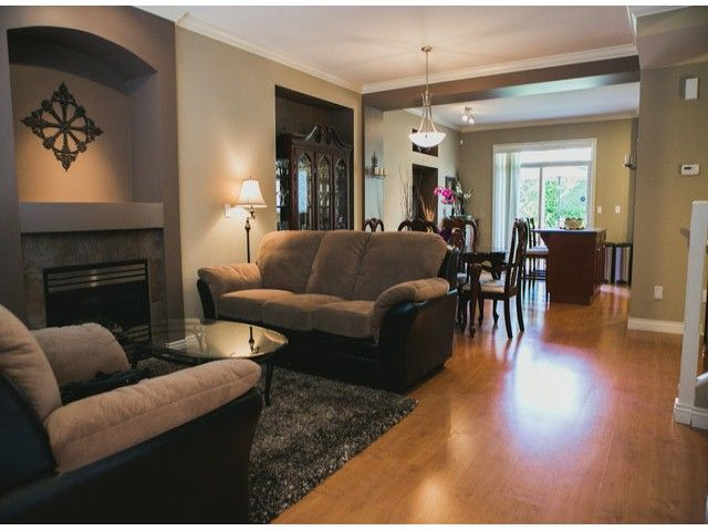 """Main Photo: 4 15168 66A Avenue in Surrey: East Newton Townhouse for sale in """"Porter's Cove"""" : MLS®# F1317928"""