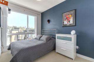 """Photo 12: 609 733 W 3RD Street in North Vancouver: Hamilton Condo for sale in """"THE SHORE"""" : MLS®# R2222279"""