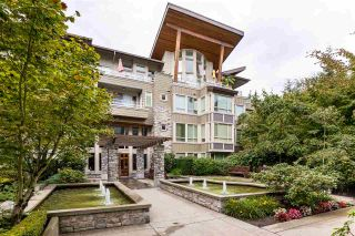 Photo 2: 408 560 RAVENWOODS Drive in North Vancouver: Roche Point Condo for sale : MLS®# R2405083
