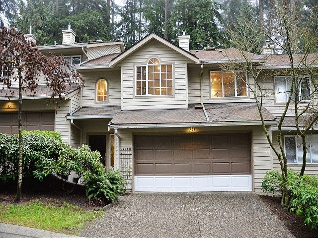 "Main Photo: 30 DEERWOOD Place in Port Moody: Heritage Mountain Townhouse for sale in ""HERITAGE GARDENS"" : MLS®# V987916"