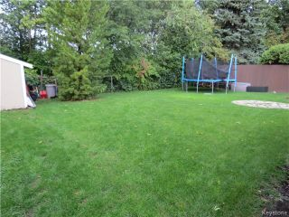 Photo 17: 23 Mercury Bay in WINNIPEG: Manitoba Other Residential for sale : MLS®# 1423695