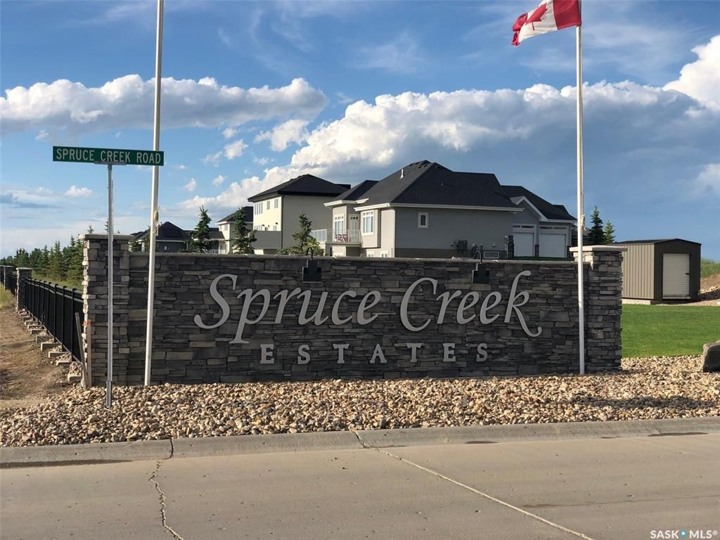 Main Photo: 302 Spruce Creek Estates in White City: Lot/Land for sale : MLS®# SK838570