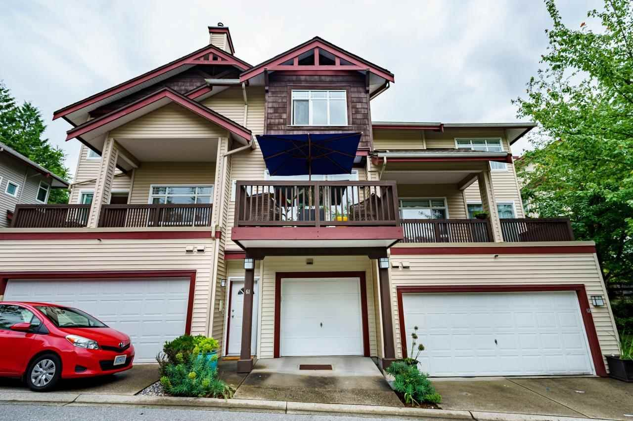 """Main Photo: 61 15 FOREST PARK Way in Port Moody: Heritage Woods PM Townhouse for sale in """"DISCOVERY RIDGE"""" : MLS®# R2592659"""