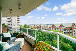 Photo 11: 606 1245 QUAYSIDE DRIVE in New Westminster: Quay Condo for sale : MLS®# R2485930
